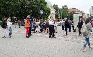Thế giới - Cảnh sát  Phần Lan  nổ súng bắt giữ kẻ tấn công bằng dao