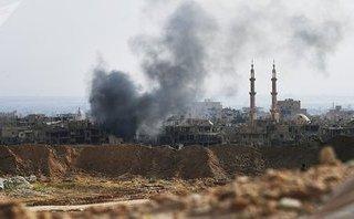 Thế giới - Lực lượng Không gian vũ trụ Nga lập chiến công lớn ở Syria