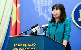 Thế giới - Việt Nam phản đối Đài Loan diễn tập bắn đạn thật ở đảo Ba Bình