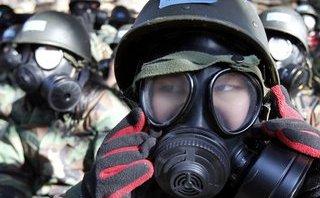 Thế giới - Ẩn số vũ khí hóa học của Triều Tiên  khiến Mỹ, Hàn dè chừng