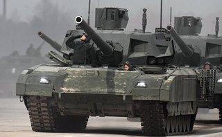 Thế giới - Nga phô diễn 10 loại vũ khí tương lai khiến đối phương lạnh gáy