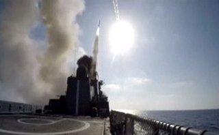 """Thế giới - Nga """"dội mưa"""" tên lửa Kalibr vào Deir ez-Zor, IS chờ đếm ngày tàn"""