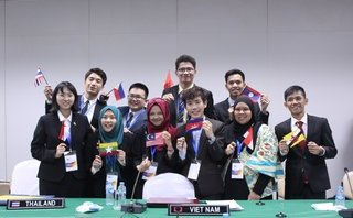 Đời sống - 8 nam thanh nữ tú tham dự Hội nghị mô phỏng Hội nghị cấp cao ASEAN 2017