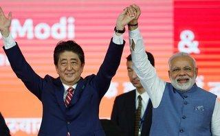 """Thế giới - Nhật Bản - Ấn Độ """"chậm một nước cờ"""" trong nỗ lực kiềm chế Trung Quốc?"""