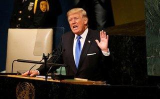 Thế giới - Thông điệp của ông Trump tại Liên Hợp Quốc: Cuộc chiến sắp bắt đầu?