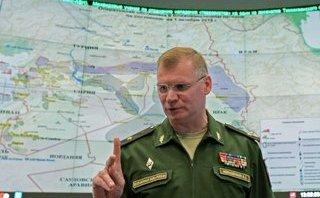 Thế giới - Syria: Nga không kích, thủ lĩnh Al Nusra Front đứt lìa cánh tay