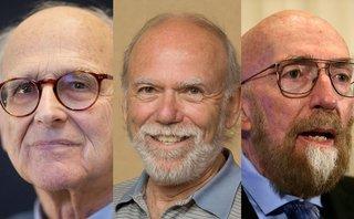 Thế giới -  Chân dung ba nhà khoa học đoạt giải Nobel Vật lý năm 2017