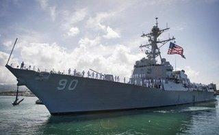 Thế giới - Phản ứng của Việt Nam về việc tàu chiến Mỹ tuần tra gần Hoàng Sa
