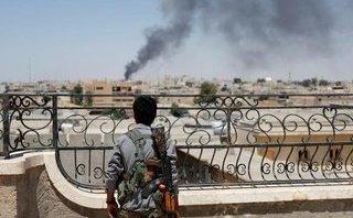 Thế giới - Syria : IS chấp nhận thỏa thuận với SDF, Raqqa được giải phóng hoàn toàn