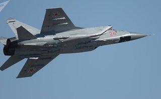 Quân sự - Máy bay Nga xuất kích 5 lần truy đuổi máy bay do thám nước ngoài