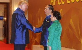 Văn hoá - Tinh hoa văn hóa truyền thống Việt Nam trong trang phục APEC 2017