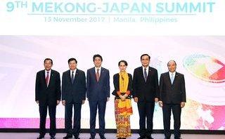 Tiêu điểm - Thủ tướng dự Hội nghị Cấp cao Mê Công – Nhật Bản lần 9