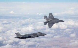 """Quân sự - Chiến đấu cơ F-35I: """"Thằn lằn sấm"""" dũng mãnh của Israel"""