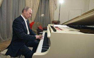 """Quân sự - Syria và ngày bận rộn của """"nhà soạn nhạc tài ba""""  Vladimir Putin"""