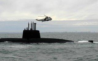 Tiêu điểm - Argentina: Thủy thủ đoàn trên tàu ngầm mất tích có thể vẫn sống