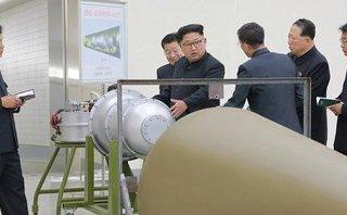 """Quân sự - Triều Tiên tuyên bố """"thanh gươm công lý"""" chỉ nhằm vào Mỹ"""