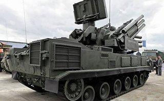 """Quân sự - """"Mãnh thú"""" Nga ra tay chặn đứng tên lửa Israel giúp Syria"""