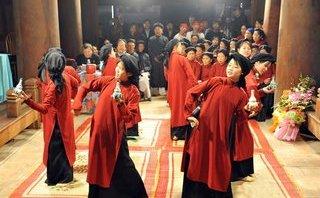 Văn hoá - Hát Xoan Phú Thọ được công nhận là Di sản văn hóa phi vật thể nhân loại