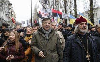 """Hồ sơ - Cựu Tổng thống Gruzia bị đặc nhiệm bắt trên mái nhà: """"Cơn đau đầu của Ukraine""""?"""