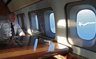 Tiêu điểm - TT Putin cảm ơn phi công Su-30 dũng cảm bảo vệ máy bay của ông tại Syria