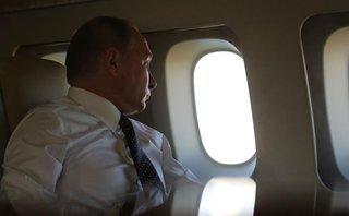 """Quân sự - Phi công Nga nói về """"sứ mệnh cảm tử"""" khi hộ tống máy bay chở ông Putin ở Syria"""