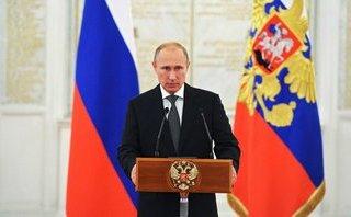 Tiêu điểm - Điểm nhấn đặc biệt trong chiến dịch tái tranh cử của Tổng thống Putin