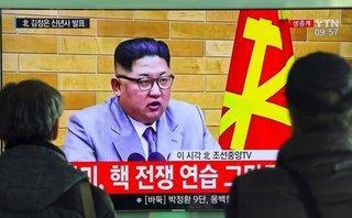 Tiêu điểm - Triều Tiên bất ngờ chấp nhận đề nghị đàm phán cấp cao của Hàn Quốc