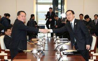 Tiêu điểm - Hàn Quốc - Triều Tiên bắt đầu bước vào cuộc đàm phán được cả thế giới theo dõi