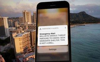 Tiêu điểm - Kịch bản nào sẽ xảy ra nếu Hawaii thực sự bị tấn công tên lửa?