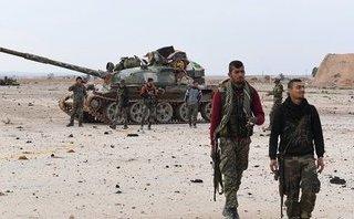 Quân sự - Syria: Quân SAA bắt đầu tung 'quả đấm thép' tiêu diệt Al Nusra Front ở Đông Idlib