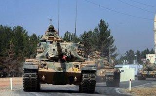 Quân sự - Syria: Cựu Chủ tịch PYD nhận định tình hình chiến sự sau khi Thổ Nhĩ Kỳ khai hỏa