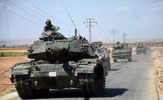 Quân sự - Syria: Thổ Nhĩ Kỳ không ngừng không kích người Kurd, chiếm được điểm cao chiến lược ở Afrin