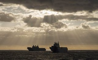 Quân sự - Đằng sau tham vọng vào top 10 nước xuất khẩu vũ khí của Australia