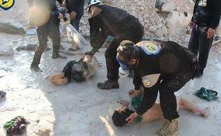Tiêu điểm - Syria tiếp tục nóng với cáo buộc sử dụng vũ khí hóa học ở Idlib