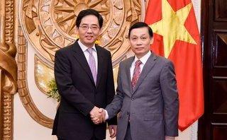 Tiêu điểm - Trao tặng Huân chương Hữu nghị cho Đại sứ Trung Quốc Hồng Tiểu Dũng