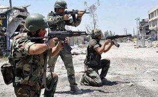 Quân sự - Hổ Syria và Sư đoàn 4 giao tranh ác liệt với khủng bố ở Đông Ghouta