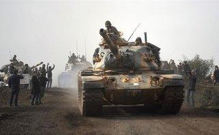 Quân sự - Syria: Ngày đổ máu lớn nhất của quân Thổ Nhĩ Kỳ ở Afrin