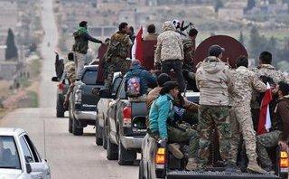 """Quân sự - Syria: Quân Chính phủ thắng thế ở Đông Ghouta, Mỹ đưa Nga """"vào tầm ngắm""""?"""