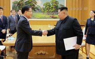 Tiêu điểm - Hòa bình trên bán đảo Triều Tiên phụ thuộc vào cách tiếp cận của Mỹ