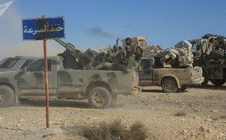 Quân sự - Syria: Quân SAA chặn đứng lô vũ khí sắp được tuồn cho khủng bố ở Đông Ghouta