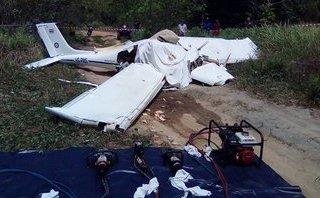 Tiêu điểm - Rơi máy bay ở Phuket, Thái Lan, 4 người thương vong