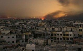 Tiêu điểm - Syria: Hé lộ nguồn gốc vũ khí của khủng bố vừa được phát hiện ở Đông Ghouta