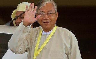 Tiêu điểm - Lý do Tổng thống Myanmar bất ngờ từ chức