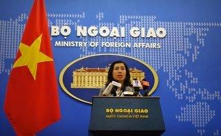 Tiêu điểm - Bộ Ngoại giao nói về giả thuyết Việt Nam là nơi tổ chức cuộc gặp Mỹ-Triều