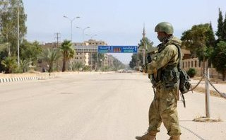 """Quân sự - Thực hư tin lính Mỹ diệt """"hàng trăm"""" lính đánh thuê Nga ở Syria"""