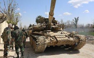 Quân sự - Bí mật của những chiến binh phiến quân Đông Ghouta bỏ nhóm, gia nhập quân đội Syria