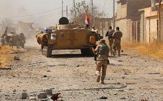 Quân sự - Iraq sẽ đánh xuyên biên giới để diệt khủng bố ở Syria