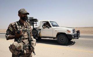 Quân sự - IS chiếm mỏ dầu từ lực lượng SDF do Mỹ hậu thuẫn ở Đông Syria