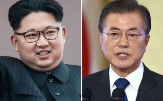 Tiêu điểm - Lập đường dây đối thoại trực tiếp hai nhà lãnh đạo Moon Jae-in và Kim Jong-un