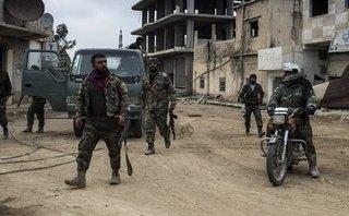 Quân sự - Lý do Jordan đề nghị quân Chính phủ Syria hoãn chiến dịch ở Dara